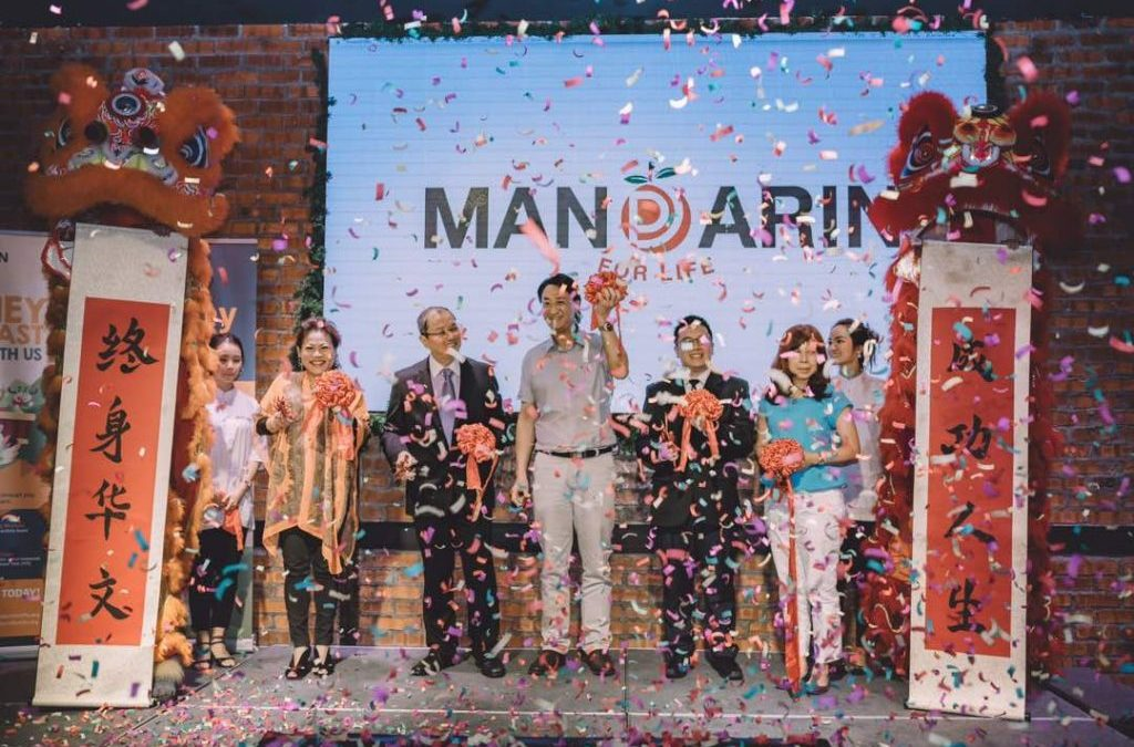 Mandarin For Life Launch 2018